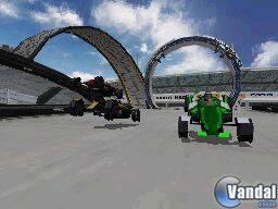 Nuevas imágenes de Trackmania DS