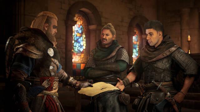 Assassin's Creed Valhalla relaciones