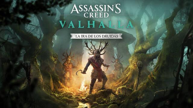 Assassin's Creed Valhalla recibirá su primera gran expansión el 29 de abril