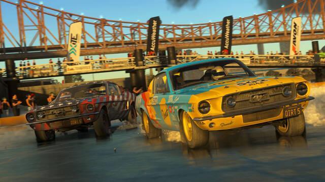 Dirt 5 presentado para Xbox Series X.