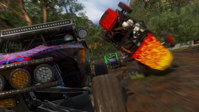 Dirt 5 Rally Raid China Gameplay PS5 Xbox Series X/S