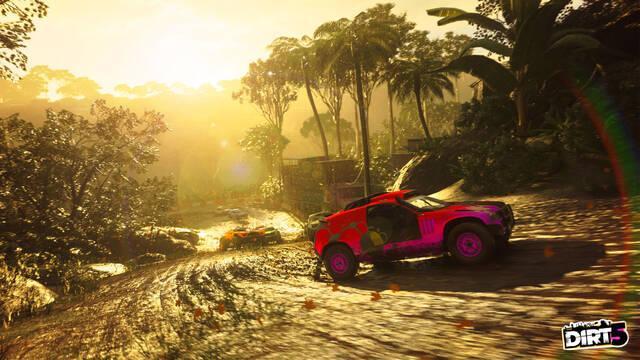 Dirt 5 Xbox Series S Gameplay