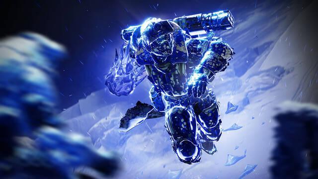 Destiny 2: Más allá de la luz titanes gigantes