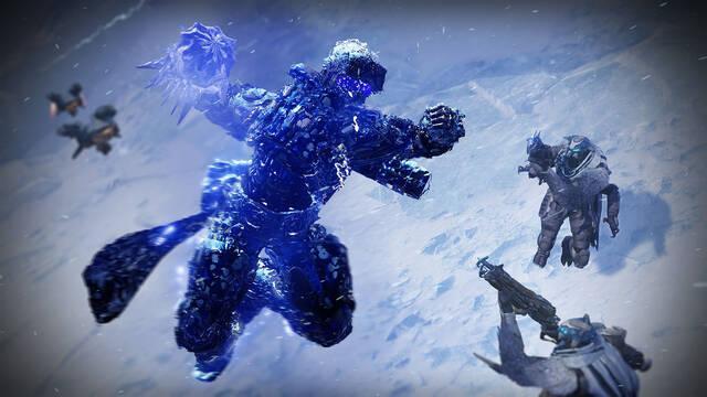 Destiny 2 tendrá 120 fps en el Crisol en PS5 y Xbox Series X