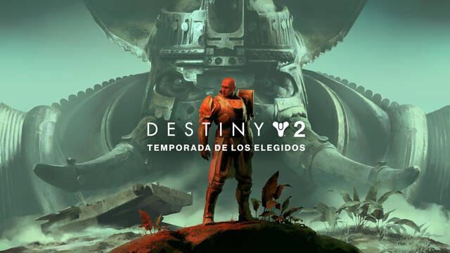 Destiny 2: Temporada de los Elegidos fechas