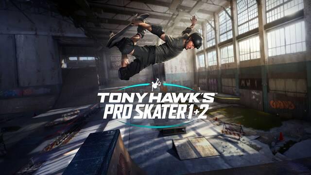 Tony Hawk y el contenido de Crash Bandicoot