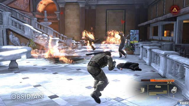 E3: Nuevas imágenes de Alpha Protocol