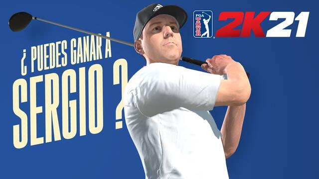 PGA Tour 2K21 presenta su modo Mi Carrera