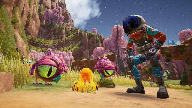 Journey to the Savage Planet ya está disponible en Nintendo Switch