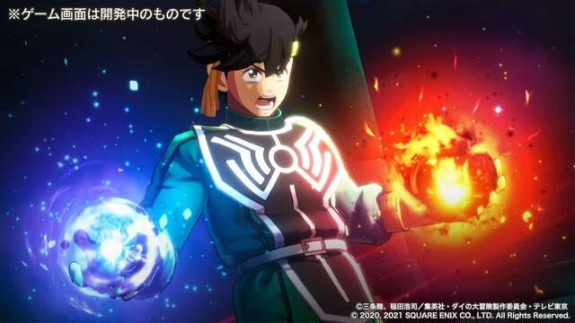 Nuevas imágenes de Infinity Strash - Dragon Quest: The Adventure of Dai