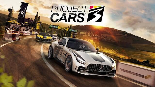 Project Cars 3 se lanzará el 28 de agosto en PS4, Xbox One y PC.