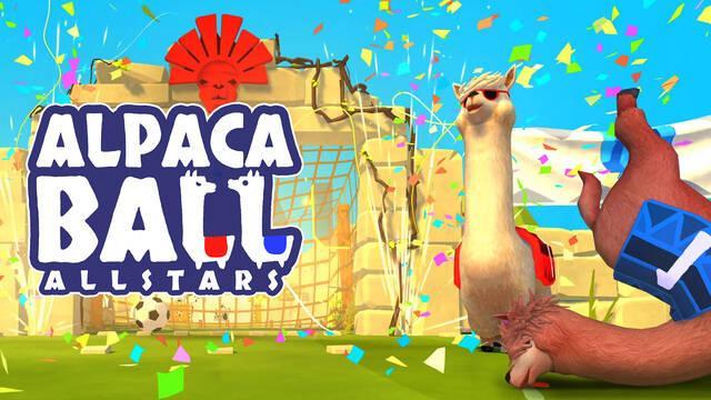 Alpaca Ball All stars ya disponible