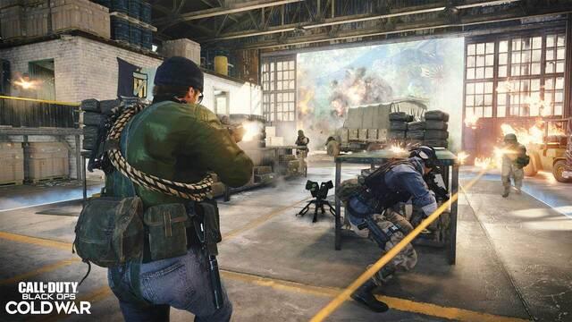 Primeros tramposos en la beta de Black Ops Cold War