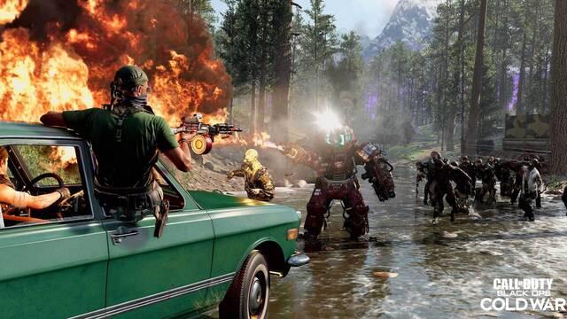 Call of Duty Black Ops Cold War temporada 2