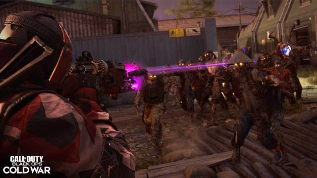 Call of Duty: Black Ops Cold War y su nueva actualización