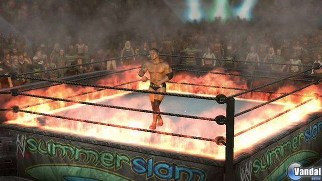 E3: Nuevas imágenes de WWE Smackdown! vs RAW 2009