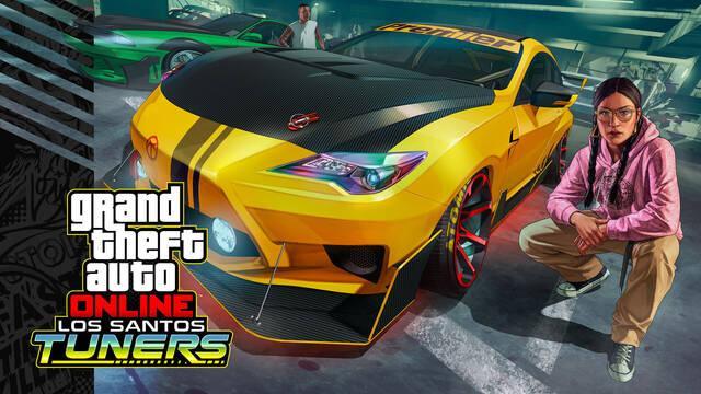 GTA Online Los Santos Tuners toda la información