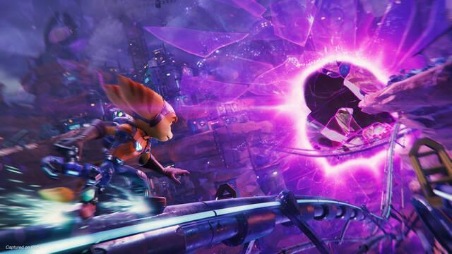 Ratchet & Clank: Una Dimensión Aparte demo gameplay jugabilidad extendida en PS5