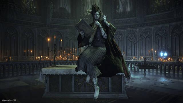 Demon's Souls Remake PS5 soluciona glitch del original