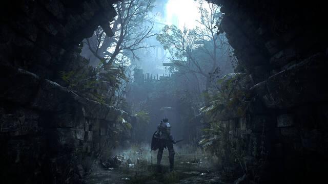 Funciones del Dualsense de PS5 con Demon's Souls