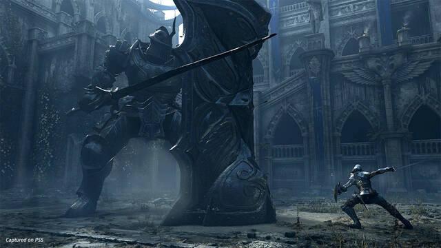 Demon's Souls Remake PS5 nueva imagen