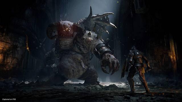 La demo de Demon's Souls Remake funcionaba a 1440 y 60 fps