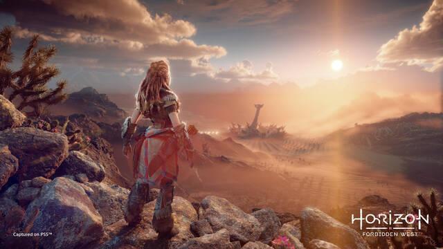 Horizon 2: Forbidden West PS5 nuevas imágenes
