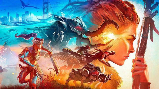 Horizon 2: Forbidden West en PS5 y PS4