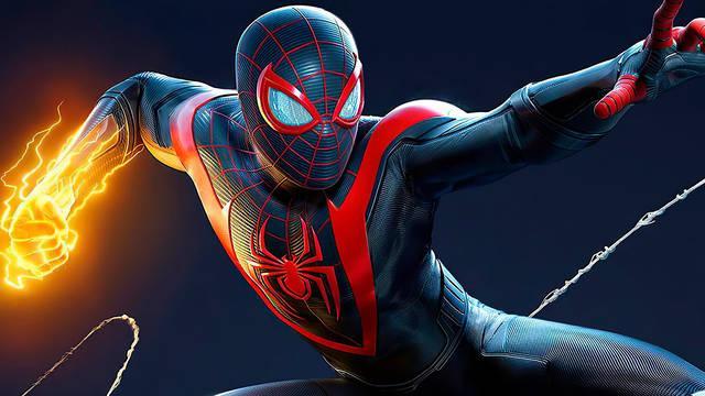 Spider-Man: Miles Morales novedades PS5 y PS4