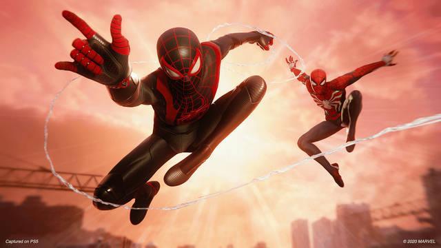 Spider-Man Miles Morales PS5 PS4