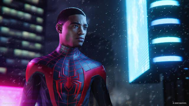 Spider-Man: Miles Morales en PS5