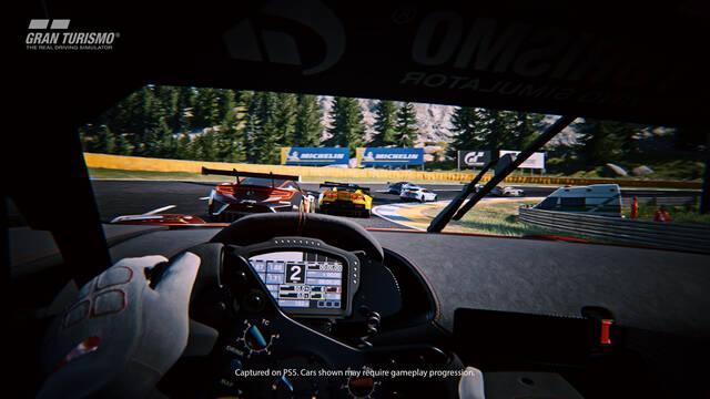 Así es Gran Turismo para PS5.
