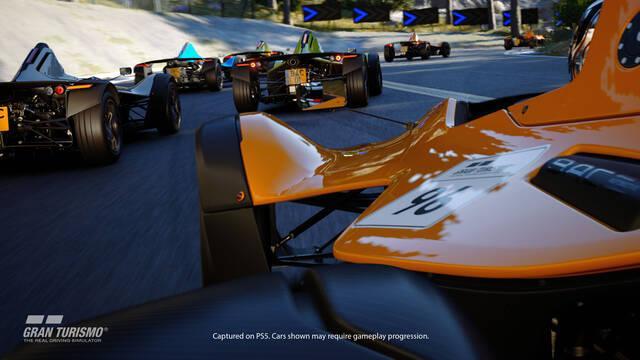 Gran Turismo 7 Yamauchi entrevista próximos juegos