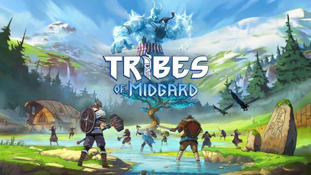 Tribes of Midgard y su nuevo tráiler