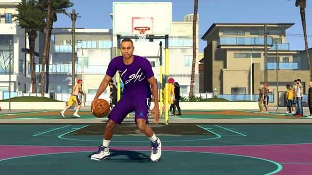 NBA 2K21 Pro Stick actualización