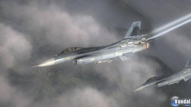 TGS: Nuevas imágenes de Tom Clancy's HAWX