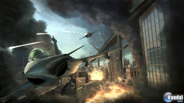Ubisoft confirma su juego de acción aérea de Tom Clancy