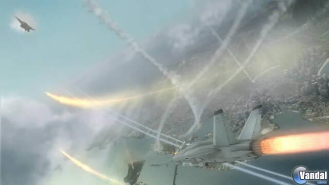 Dos nuevas imágenes de Tom Clancy's Hawx