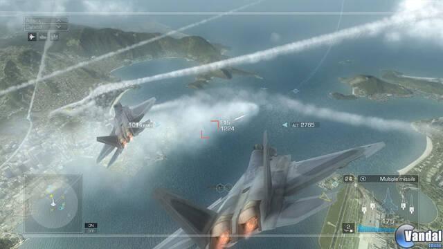 Nuevas imágenes de Tom Clancy's HAWX