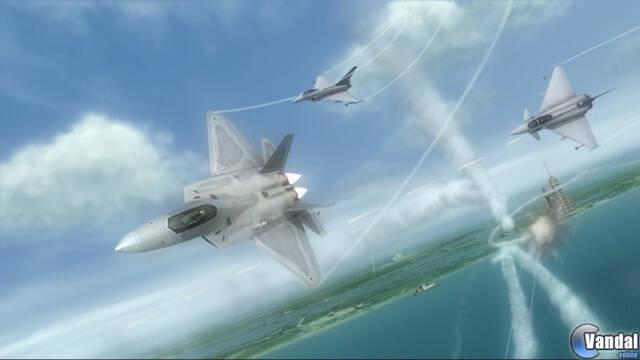 E3: Nuevas imágenes y vídeo de Tom Clancy's H.A.W.X.
