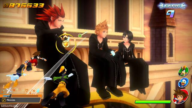 Kingdom Hearts Melody of Memory Demo