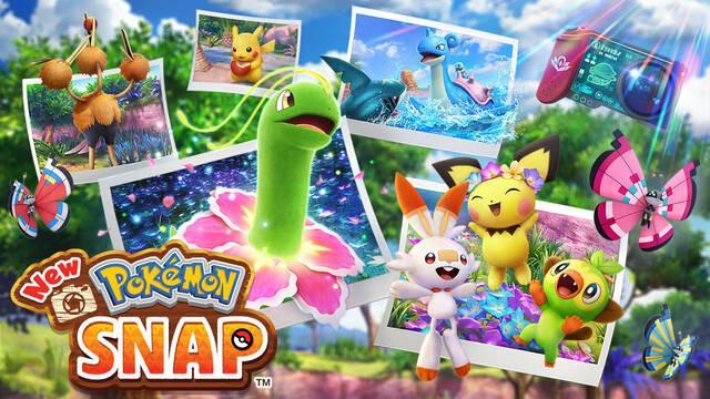 New Pokémon Snap Switch fecha de lanzamiento