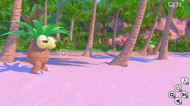 New Pokémon Snap diferencias y novedades Switch N64