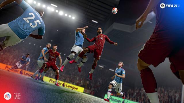 FIFA 21 servidores españa