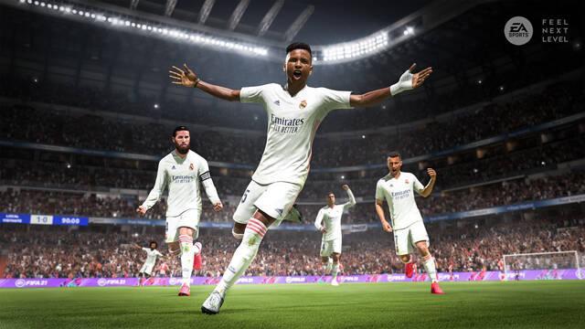 FIFA 21 ya disponible en PS5 y Xbox Series X/S