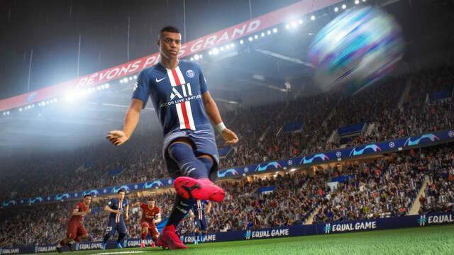 Gol ridículo en FIFA 21