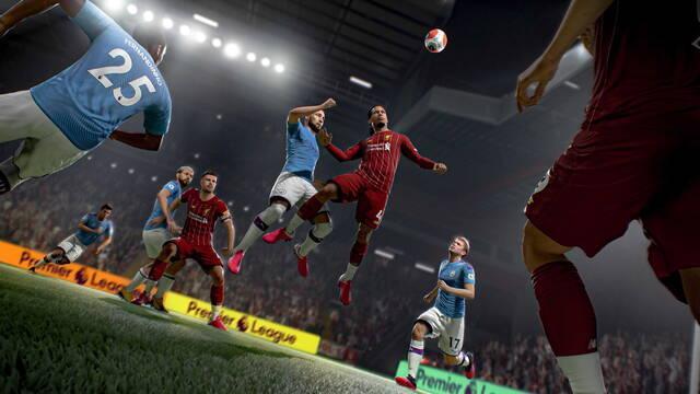 FIFA 21 Switch Legacy