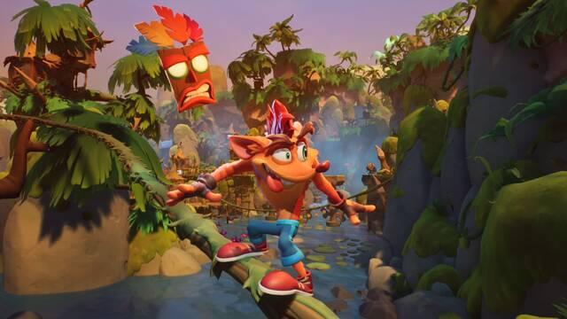 Crash Bandicoot 4: It's About Time presenta su tráiler de lanzamiento