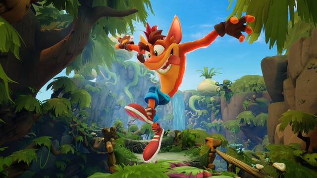 Crash Bandicoot 4 en Xbox Series X/S y PS5