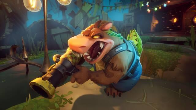 Crash Bandicoot 4 tráiler Dingodile